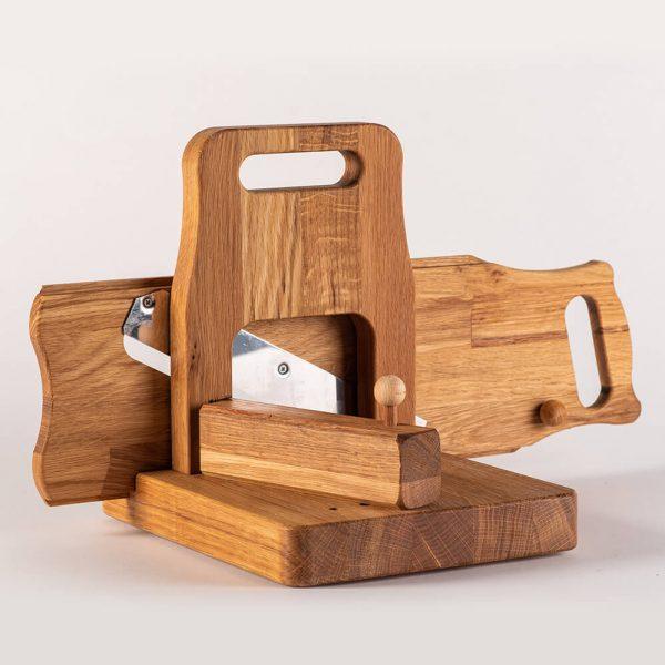 Salamoreznica lesena
