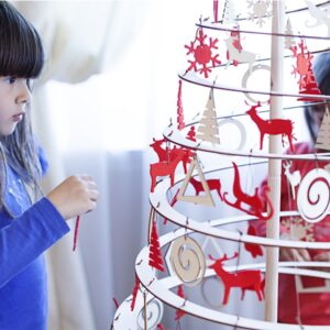 Božična dekoracija Spira