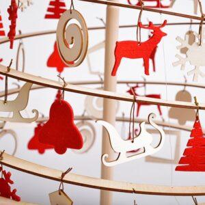 Božični okraski Spira Velika