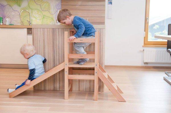 lesena igrača
