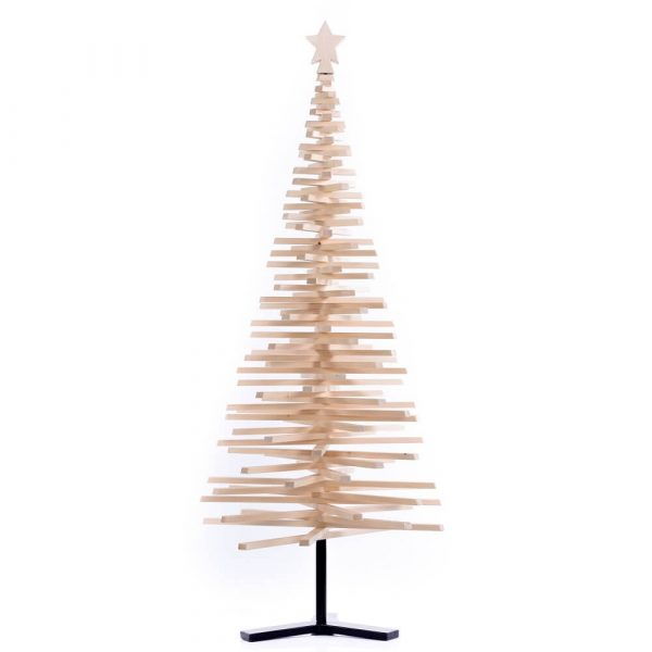 Leseno božično drevo