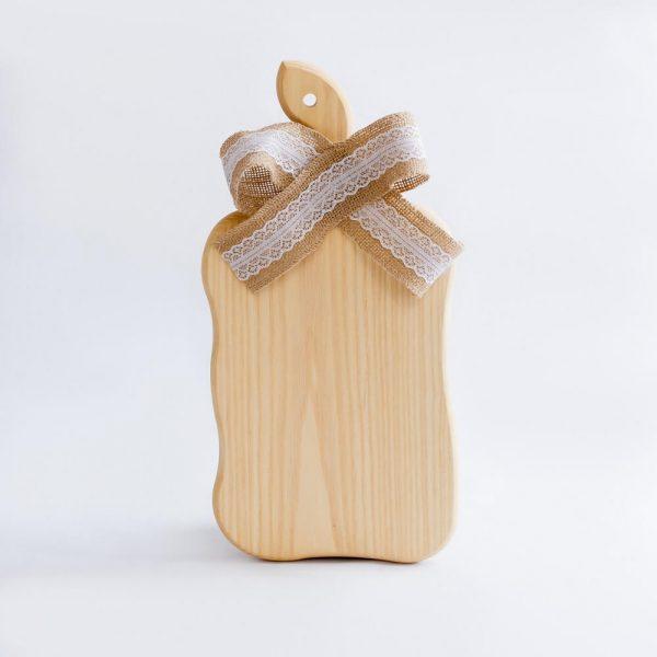 Darilo za babico - lesena kuhinjska deska